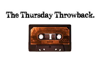 The Thursday Throwback