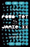 FOUR TET b2b JAMIE XX