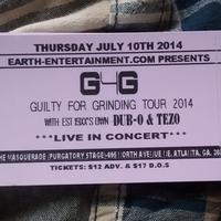 Guilty for Grinding Tour