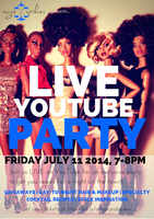 LIVE YouTube Party with Sugar & Spikes