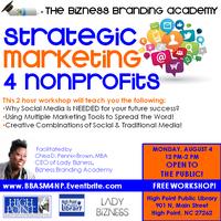 Bizness Branding Academy: Strategic Marketing 4...