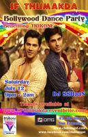 SF Thumakda: A Queer Bollywood Dance Party