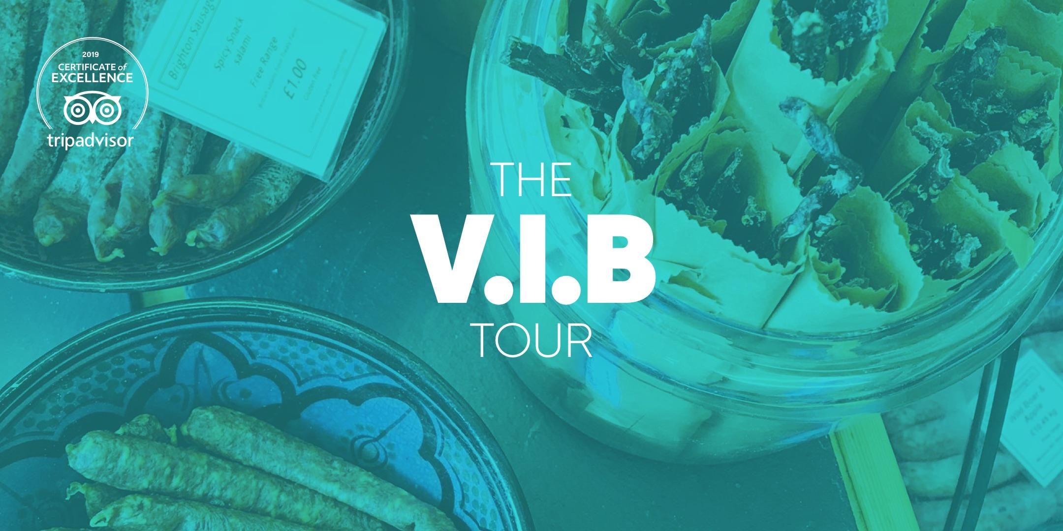 The V.I.B (Very Independent Brighton) Walking Food Tour