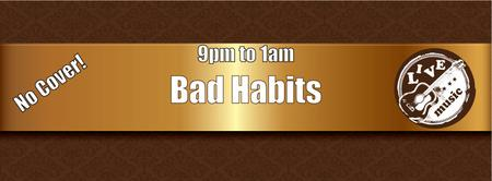 8/16 - Gary Bohannon & the Bad Habits