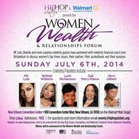 Women, Wealth & Relationships: MC Lyte, Brittish...
