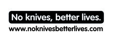 No Knives Better Lives: National Delivery Team logo