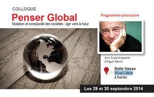 Edgar Morin, Pascal Picq, Michel Brunet à Nantes