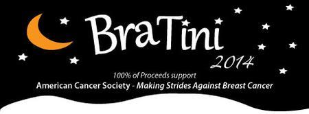 "BraTini ""Celebration for the Cause"""