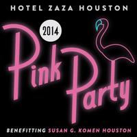 The Pink Flamingo: Pink Party 2014 Goes Palm Beach...