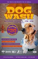 Dog Wash supporting PAWS