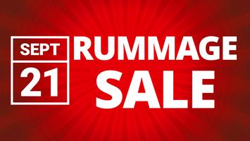 Rummage Sale Tickets, Sat, Sep 21, 2019 at 7:00 AM | Eventbrite