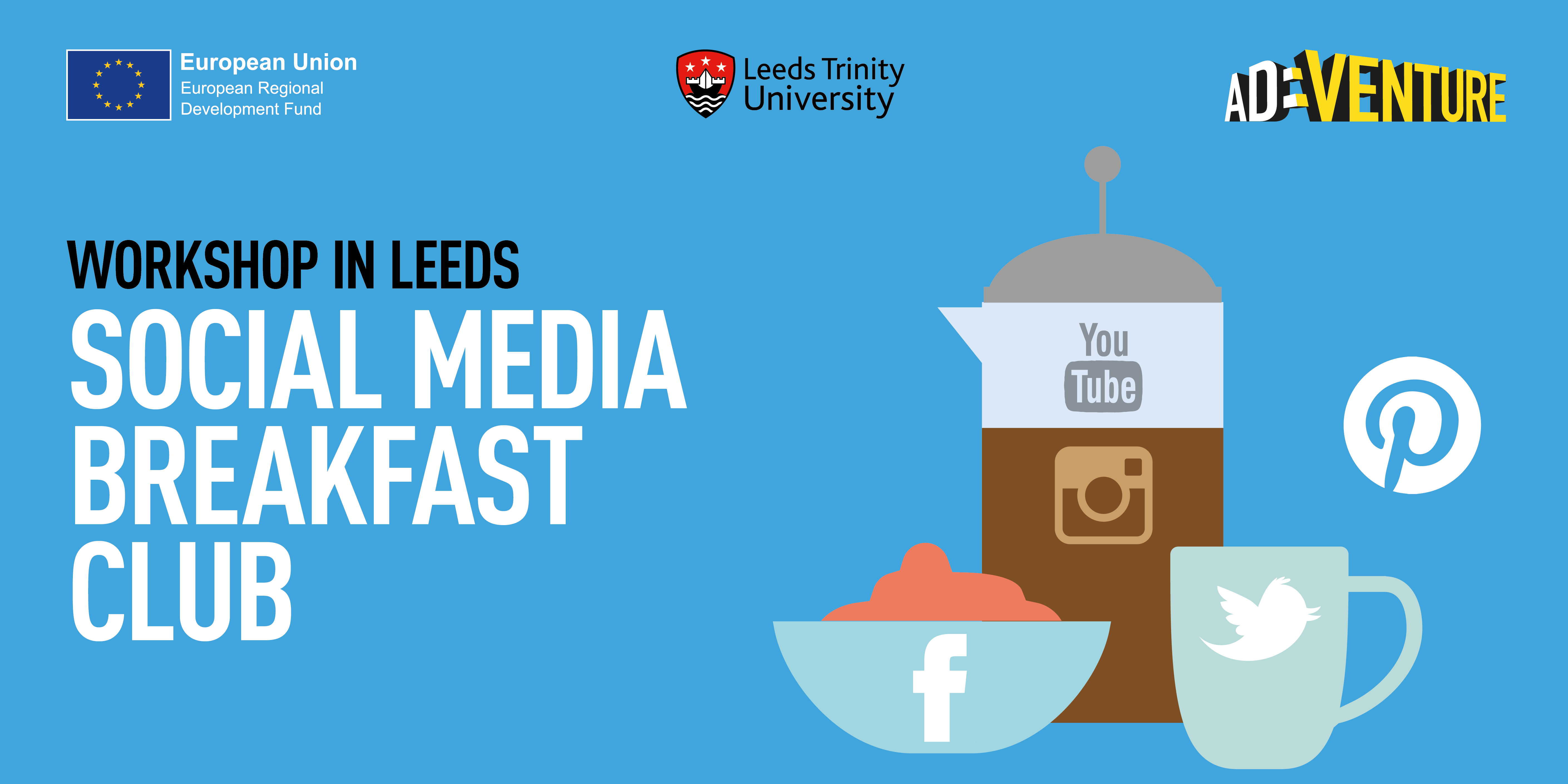 Social Media Breakfast Club - with Liz Cable