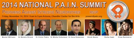 8th Annual National P.A.I.N. Summit by Power of Pain...