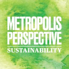 Metropolis Perspective: Sustainability Los Angeles logo