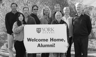 York School Alumni Reunion Weekend 2014