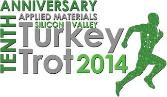 "2014 Applied Materials ""Silicon Valley Turkey Trot"""