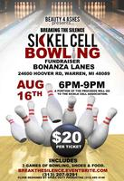 Break Sickle Silence -Sickle Cell Bowling Fundraiser