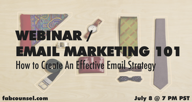 Webinar: Email Marketing 101- How To Create An Email...