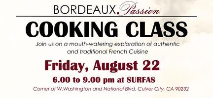 Cooking Class - Bordeaux Cuisine