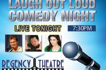 Laugh Out Loud Comedy Night with Nick Cobb, Laura...
