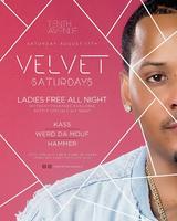 Velvet Saturdays @Tenth Avenue NY ~ Kass X Werd Da...