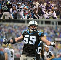 Kalil/Friar Football Camp w/ Luke Kuechly, NFL...