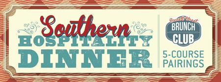 Southern Hospitality Dinner