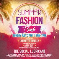 Summer Fashion Bash