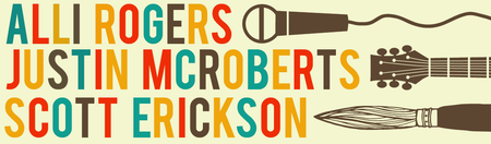 Art, Music and Story with Scott Erickson, Justin...