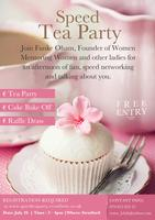 Speed Tea Party