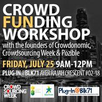 Crowdfunding Workshop with the founders of...