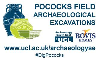Pococks Field Archaeological Open Days EASTBOURNE