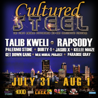 Cultured Steel Hip Hop Festival