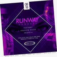 Runway Sundays @Brasier.nyc ~ Factory Ernesto Reevs X...
