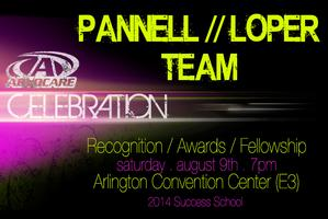 Pannell // Loper // August 2014 Success School TEAM...