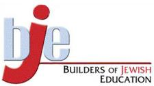 BJE: Builders of Jewish Education logo