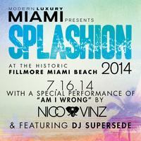 MIAMI Magazine Presents SPLASHION 2014