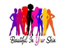 Beautiful In Your Skin, ITL Fitness and Like A Girl Fitness logo