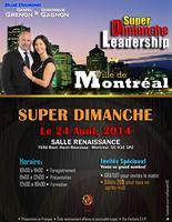 Super Dimanche Leadership