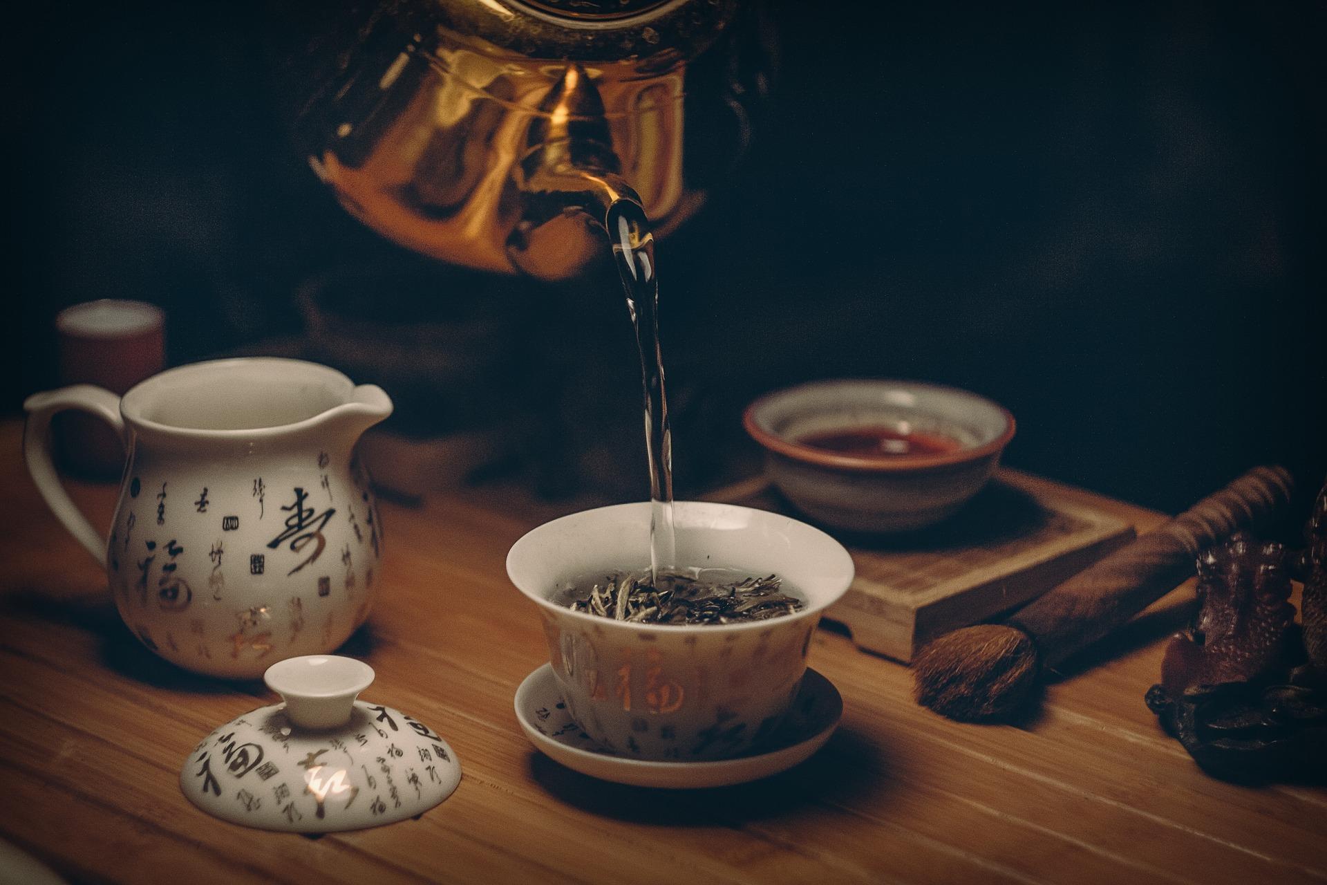 Meditation with Tea: Rare, premium teas from mainland China and Taiwan