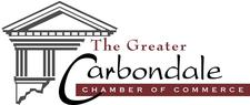 Greater Carbondale Chamber of Commerce logo