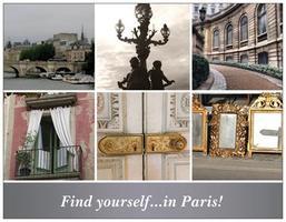 Paris Journey - find yourself in Paris!
