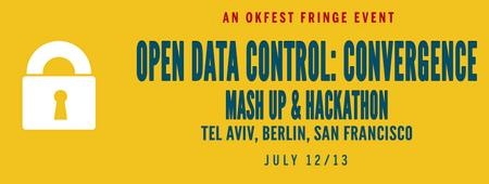 Open Data Control: Convergence and Hack - Berlin, Tel...