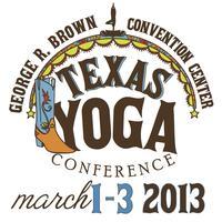Texas Yoga Conference 2013