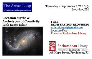 The Artists Loop - Creation Myths & Archetypes of Creativity