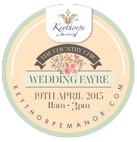 The Country Chic Wedding Fayre at Keythorpe Manor