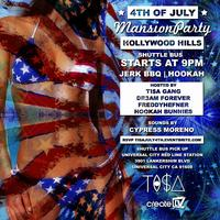 TI$A Mansion Night Event JULY 4TH