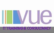 Helen Fooks, Vue IT Training logo