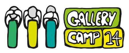 Gallerycamp 2014