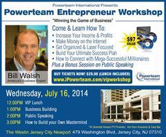 Powerteam Success Workshop